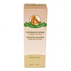 Detergente Intimo alla Canapa e Tea Tree