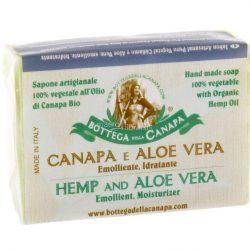 Sapone Canapa e Aloe