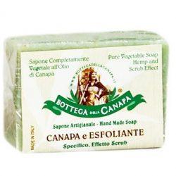 Sapone Canapa e Esfoliante