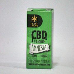 Amnesia e liquido CBD 10ml
