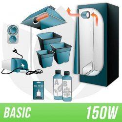 KIT INDOOR TERRA 150W + GROW BOX – BASIC
