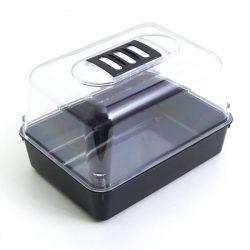 MINI SERRA IN PLASTICA VENTILATA – 22X16X18CM