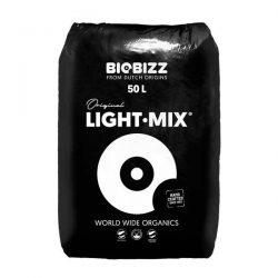 BIOBIZZ LIGHT MIX 50L | TERRICCIO ORGANICO