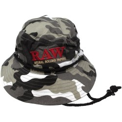 RAW SMOKERMAN CAPPELLO CAMO – MEDIO