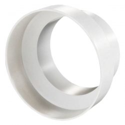 RIDUTTORE PVC BIANCO 15CM > 12,5CM