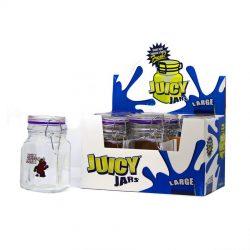 Juicy Jay Barattoli di Vetro Conserve Misura Grande