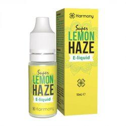 Harmony E-Liquid Super Lemon Haze 300mg CBD (10ml)