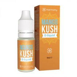 Harmony E-Liquid Mango Kush 100mg CBD (10ml)