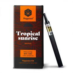 Happease Classic – Starter Kit Vaporizzatore Tropical Sunrise 85% CBD
